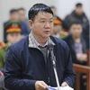Ông Đinh La Thăng nói 'còn nhiều món nợ' trong lời sau cùng
