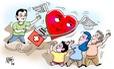 Nhường đường cho quả tim đi qua