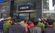 Sau Sài Gòn, tài xế Grab và Uber tại Hà Nội phản đối mức chiết khấu