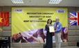 Sinh viên Việt Nam tự tin phát triển trong môi trường quốc tế