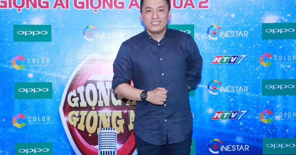 Lam Trường tham gia Giọng ải giọng ai 2017 vì muốn 'chơi với đồng nghiệp'