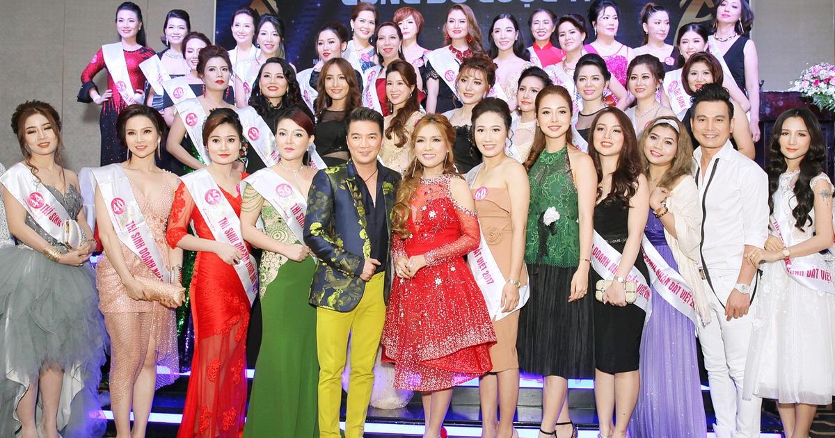 Jennifer Phạm, Đàm Vĩnh Hưng làm giám khảo Nữ hoàng doanh nhân đất Việt