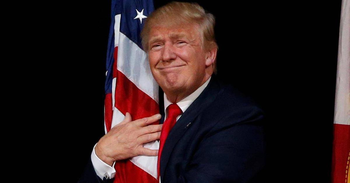 Tỉ lệ ủng hộ thấp, ông Trump nói kết quả thăm dò là 'tin giả'