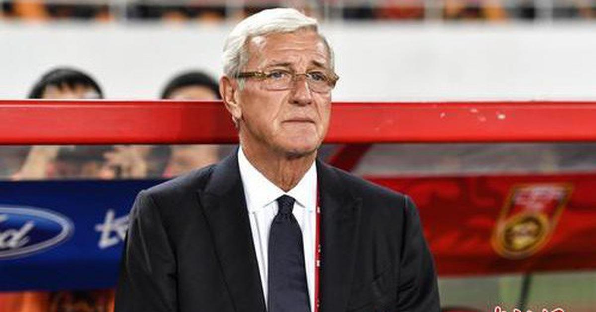 Ông Lippi muốn về nhà không phải vì thất bại ở đội tuyển Trung Quốc