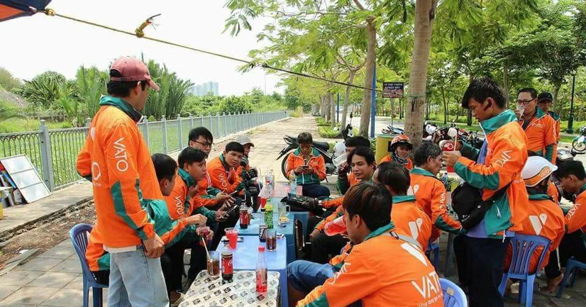 VATO tung chiêu giảm chiết khấu để thu hút tài xế 'đấu' với Go-Viet