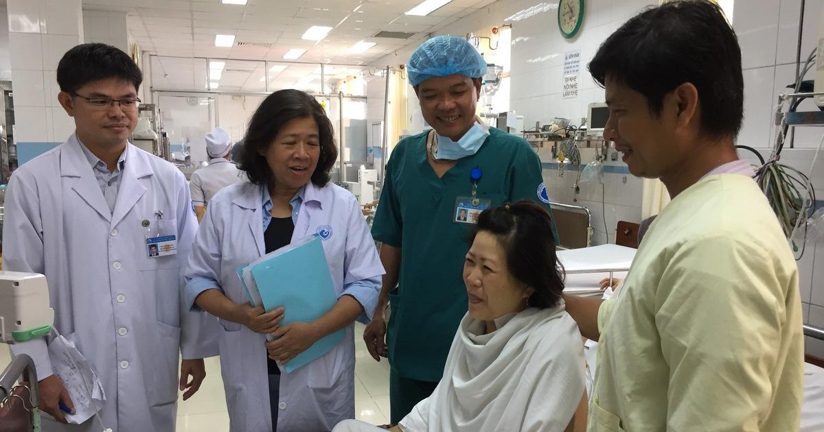 Nhiều người hiến máu cứu sản phụ có nhóm máu hiếm