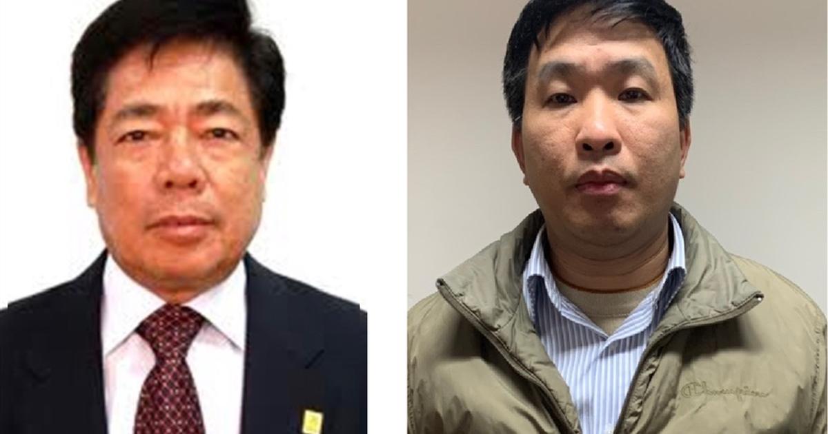 Bắt nguyên tổng giám đốc Vinashin Trương Văn Tuyến