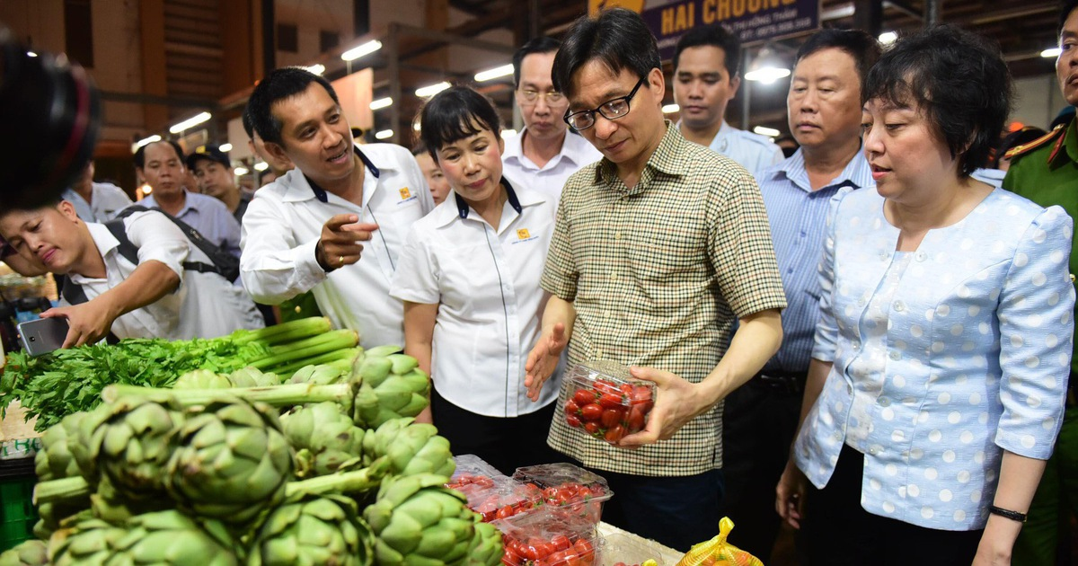 TP.HCM phát hiện 8.505 vụ vi phạm an toàn vệ sinh thực phẩm, khởi tố 1