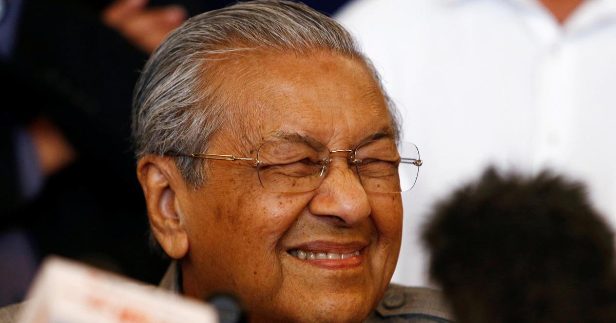 Bí mật trường thọ của thủ tướng 92 tuổi ở Malaysia