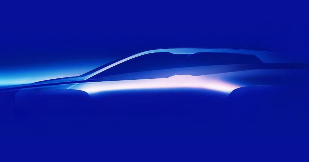 BMW kỳ vọng dòng xe iNext giúp hãng vượt mặt Mercedes