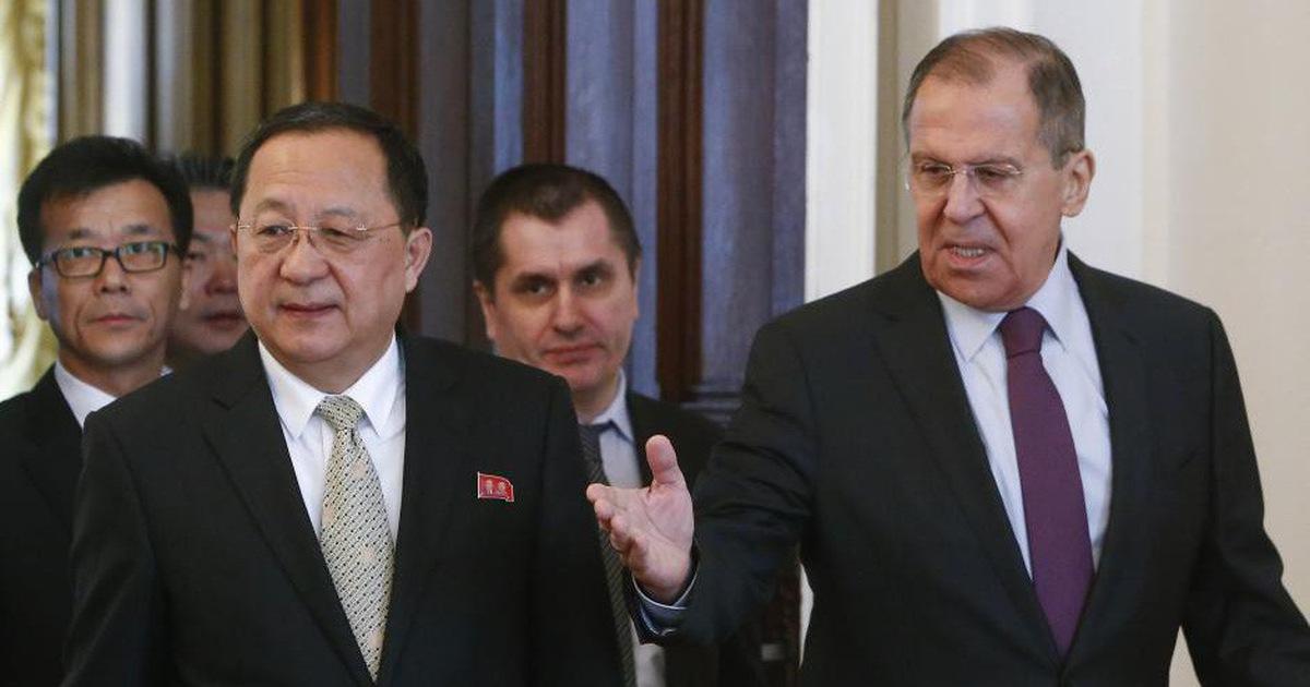 Nga kêu gọi gỡ lệnh trừng phạt Triều Tiên