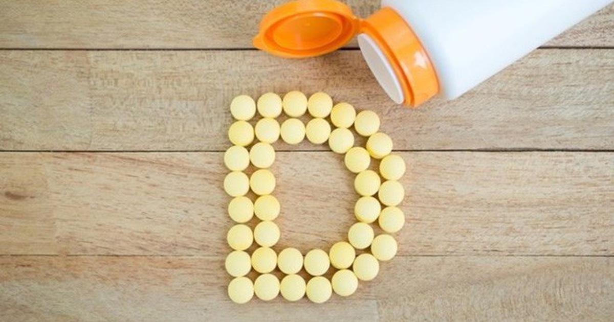 Vitamin D giúp tăng cân, phát triển trí não ở trẻ suy dinh dưỡng