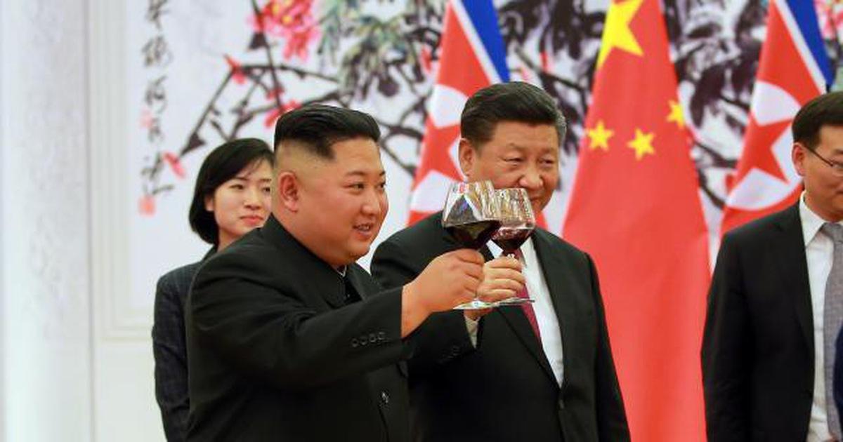 Thông điệp nào cho Mỹ từ chuyến thăm Bắc Kinh của ông Kim?