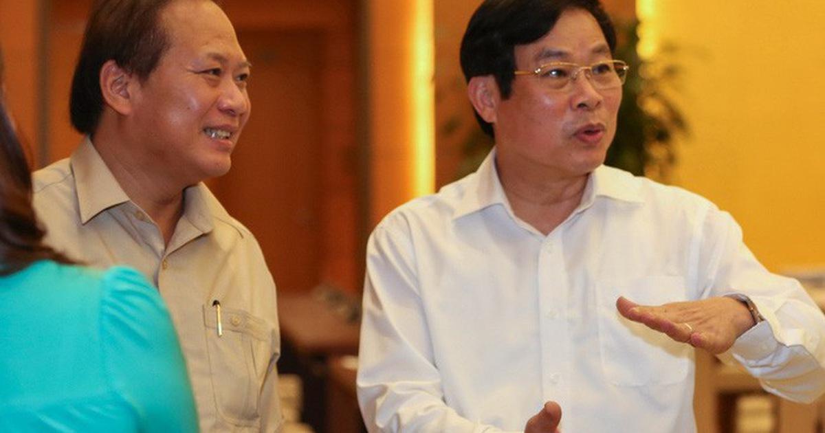 Đề nghị xem xét, kỷ luật ông Nguyễn Bắc Son, ông Trương Minh Tuấn