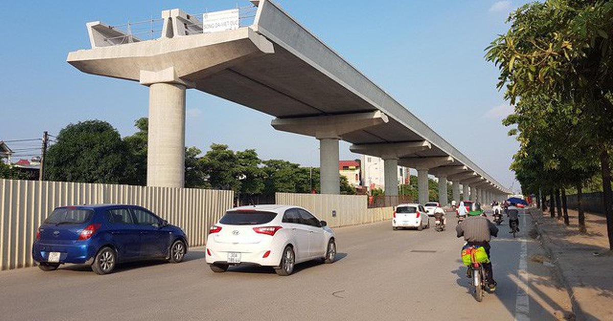 Thanh tra chính phủ kết luận nhiều vi phạm dự án đường sắt Nhổn – Ga Hà Nội