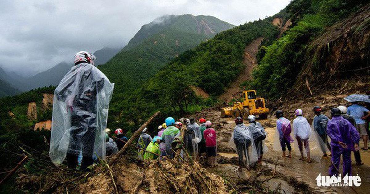 Cảnh báo lũ quét, sạt lở đất ở tỉnh Hòa Bình