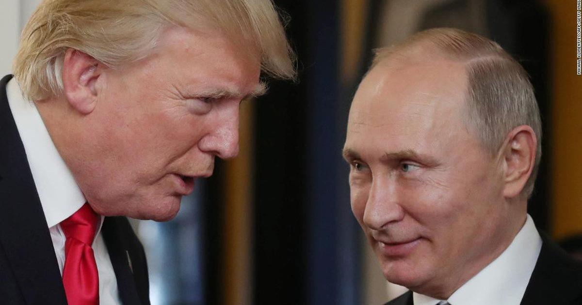 Cuộc gặp Trump – Putin trong mắt chuyên gia Nga