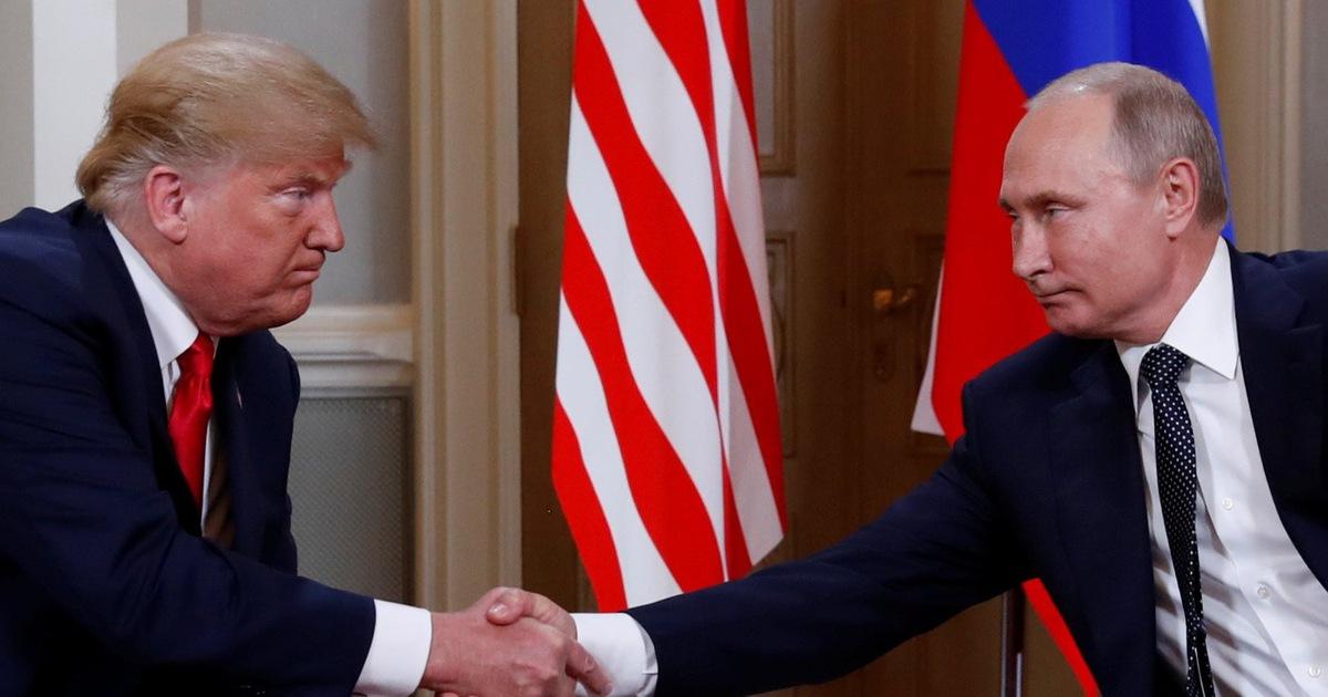 Khởi động thượng đỉnh Mỹ-Nga