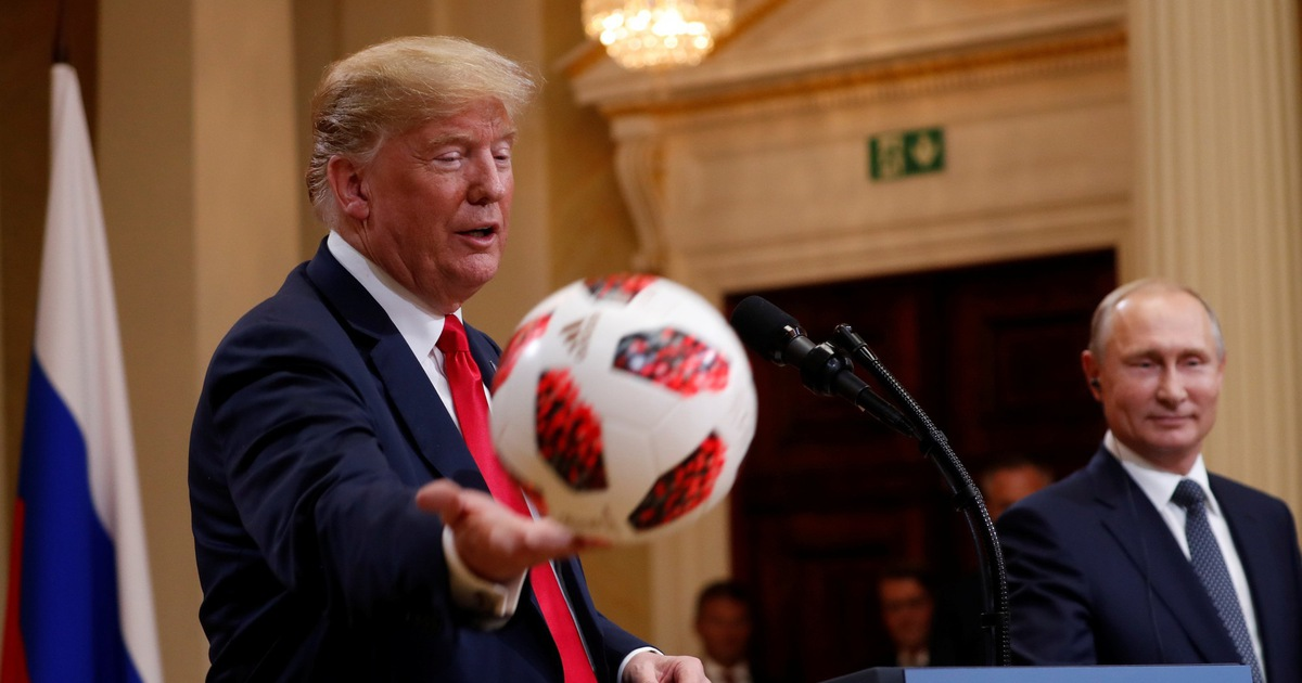 Ông Trump: Cần tìm cách hợp tác với Nga