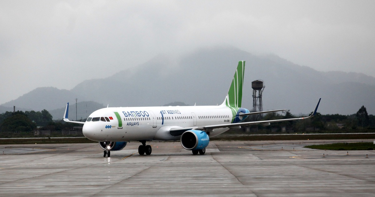Bamboo Airways chính thức cất cánh