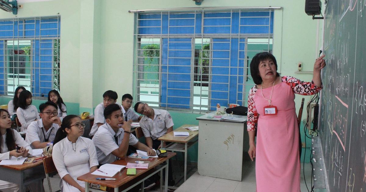 Nhiều khúc mắc trong chi thu nhập tăng thêm cho giáo viên