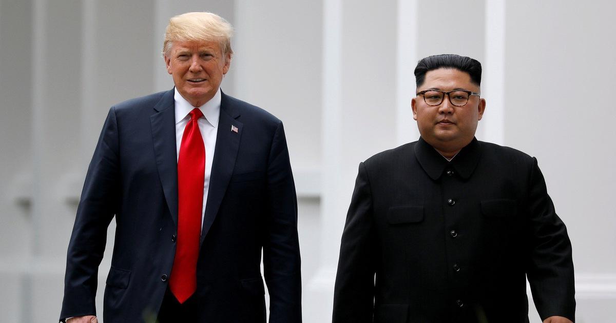 Tổng thống Trump và lãnh đạo Kim Jong Un sẽ gặp lại nhau cuối tháng 2