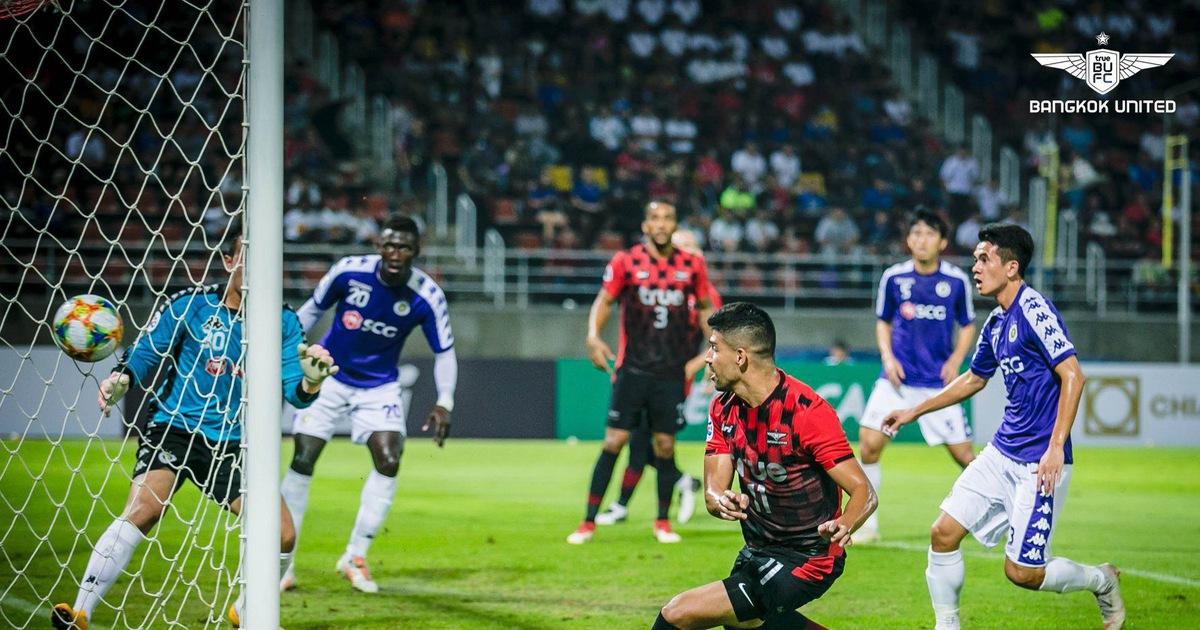 Hà Nội Fc: Hà Nội FC đá Bại Bangkok United ở Vòng Sơ Loại AFC