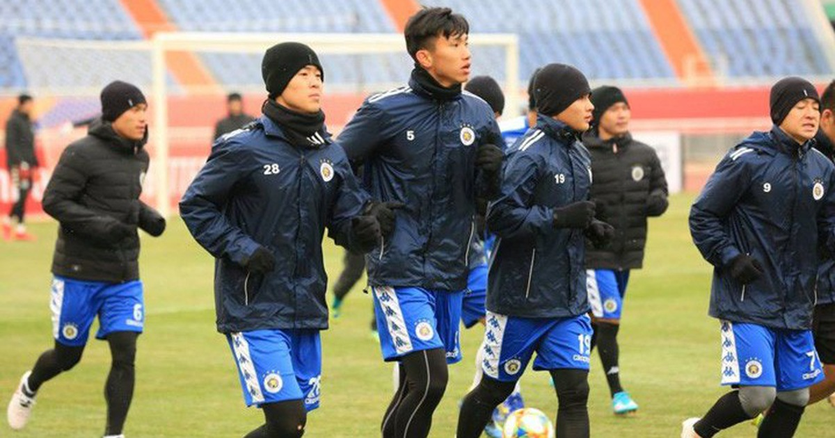Hà Nội Fc: Hà Nội FC (hiệp 1) 0-0: Chống đỡ Vất Vả