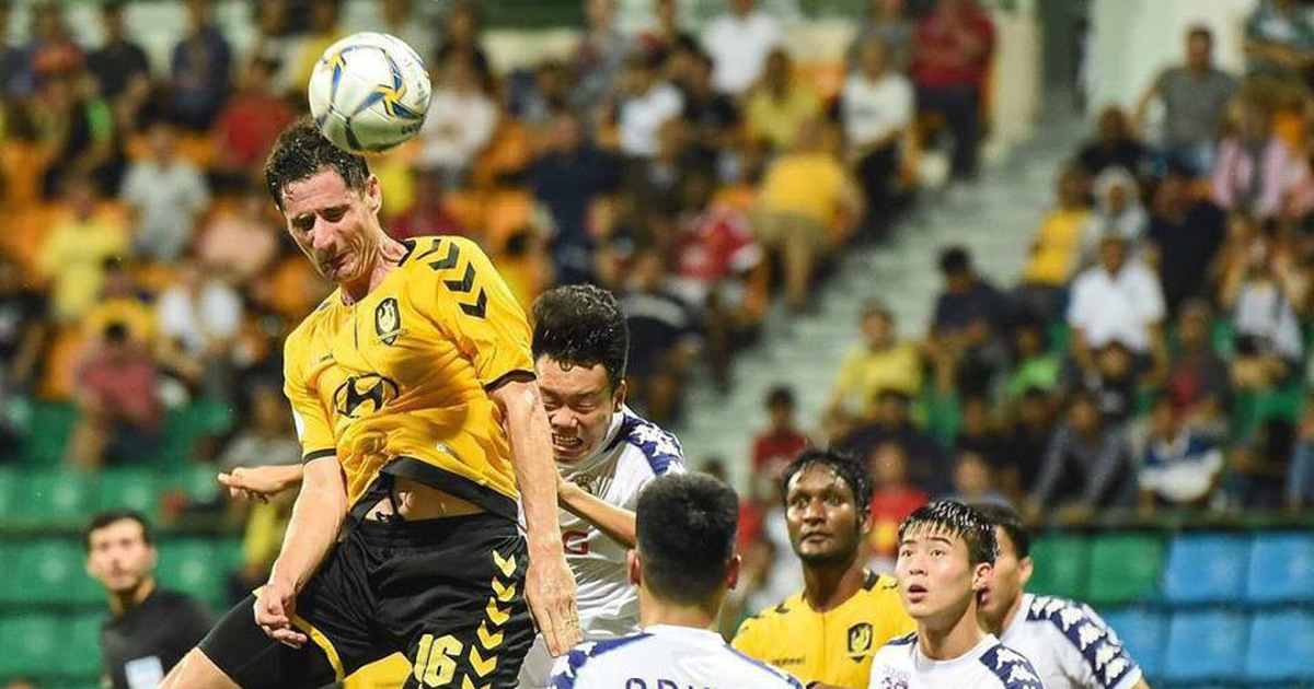 Hà Nội Fc: Hà Nội FC Bị Cầm Hòa Trên đất Singapore