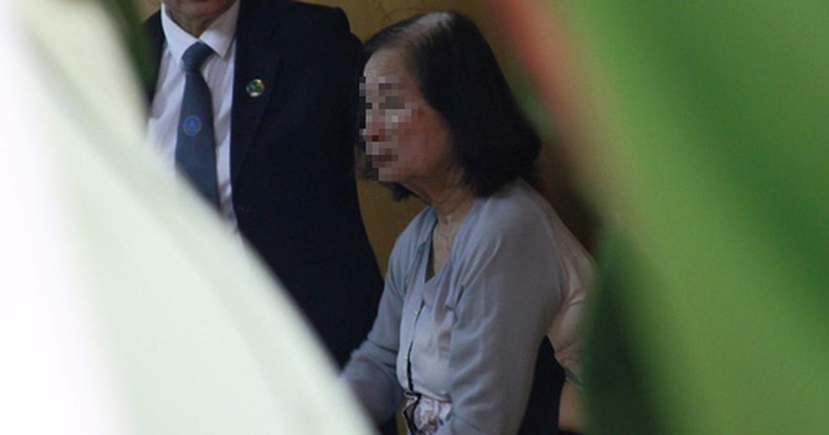Cụ bà 71 tuổi thuê người bắn ''đối tác'' được hưởng án treo
