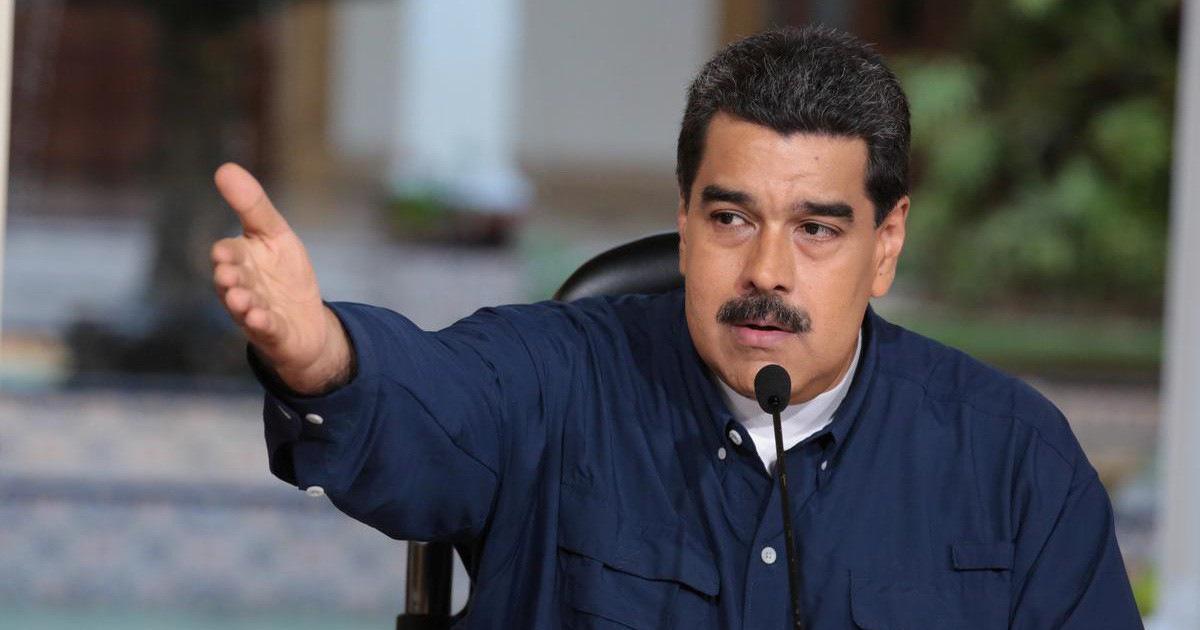 Mỹ phạt ngân hàng chủ chốt Venezuela vì ủng hộ ông Maduro