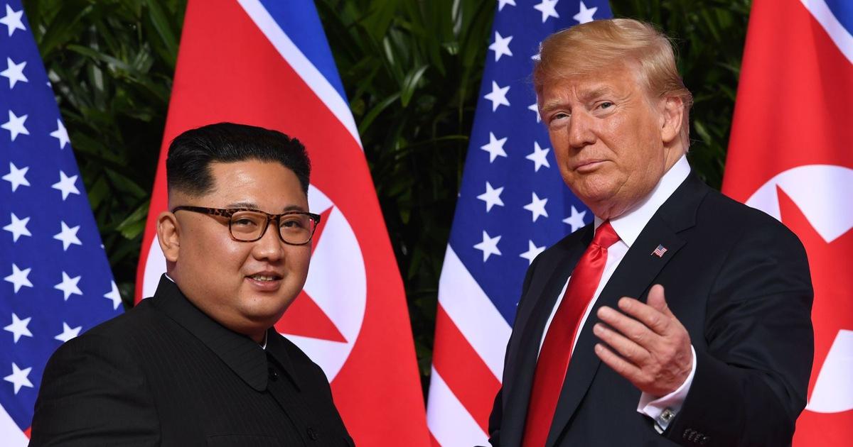 Ông Trump rút trừng phạt mới nhất với Triều Tiên vì 'thích' ông Kim