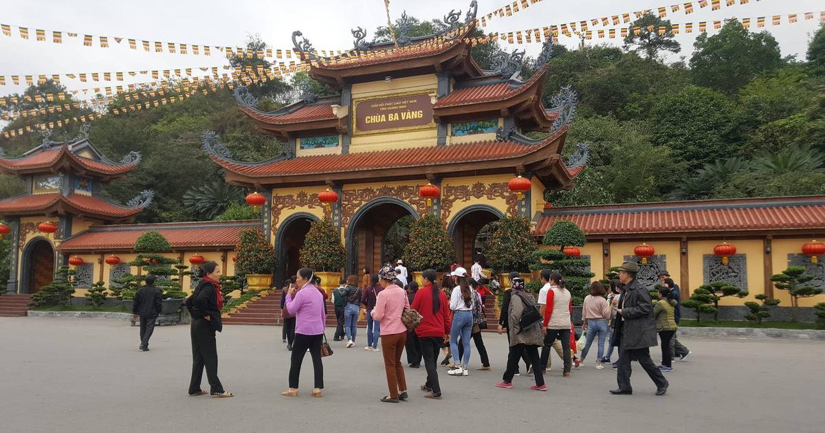 Họp báo vụ chùa Ba Vàng: Bà Yến phải về nơi cư trú, bị phạt 5 triệu đồng