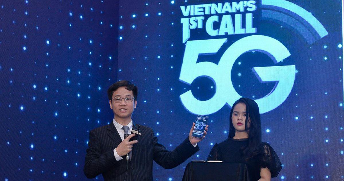 Viettel sử dụng điện thoại OPPO để thử nghiệm 5G tại Việt Nam