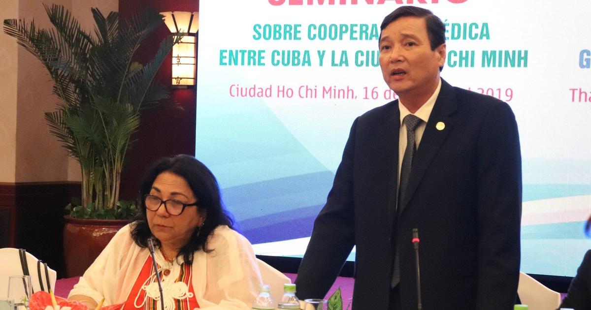 Cuba muốn đưa bác sĩ sang làm việc tại Việt Nam