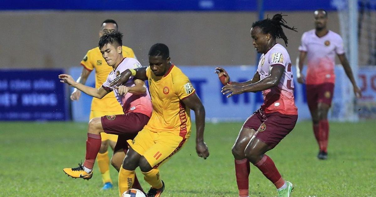 Thanh Hóa thắng trận thứ ba liên tiếp trên sân nhà