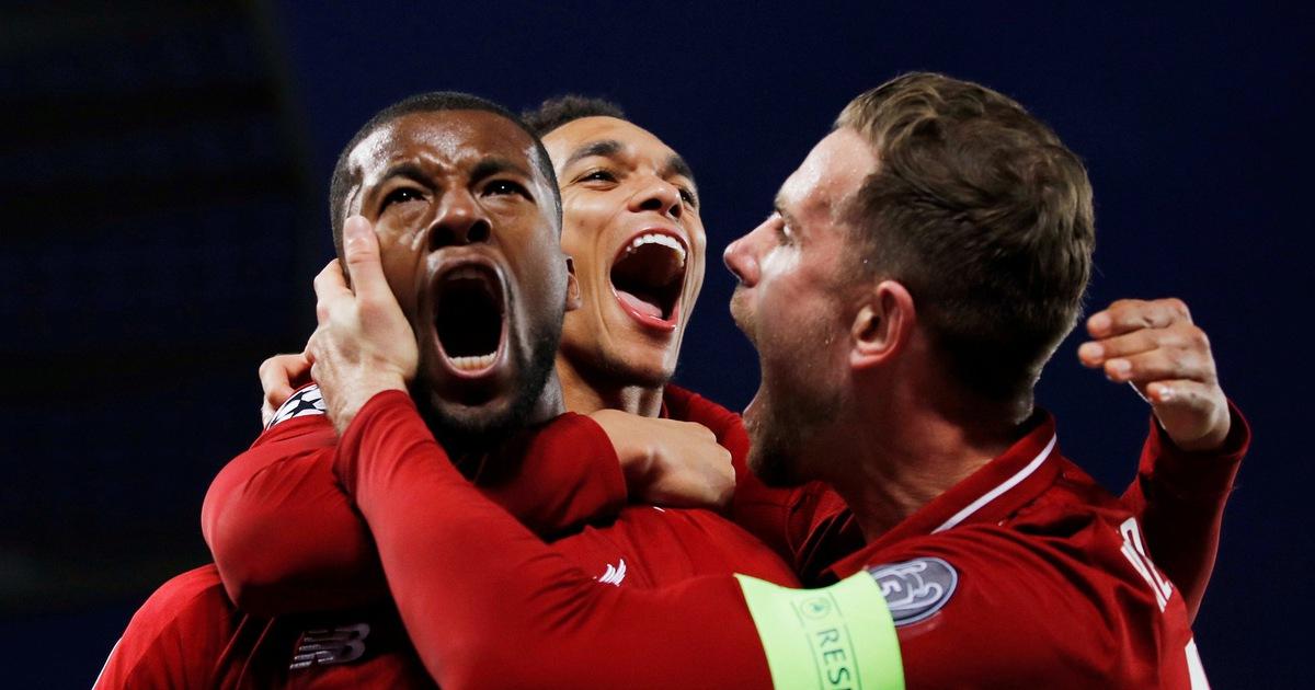Nhiều ngôi sao thể thao, ca sĩ chúc mừng Liverpool