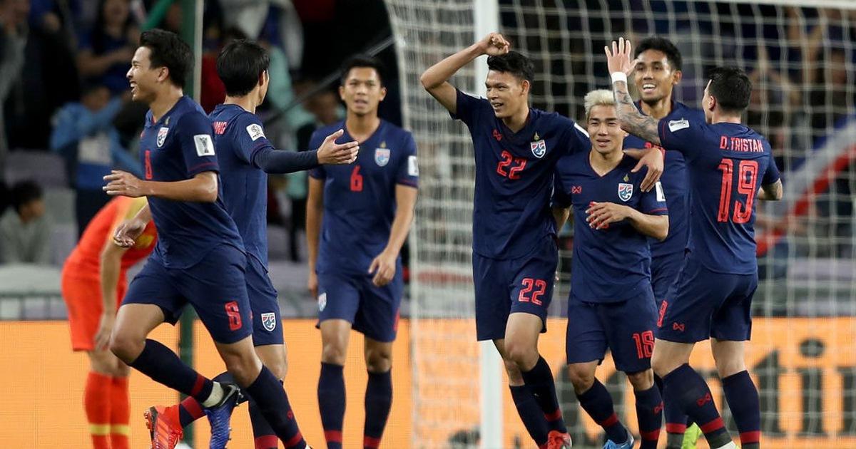 Việt Nam gặp Thái Lan ở King's Cup 2019