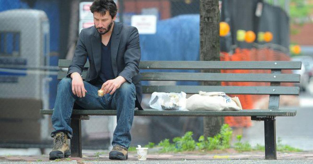 Một thế giới không xứng đáng với Keanu Reeves