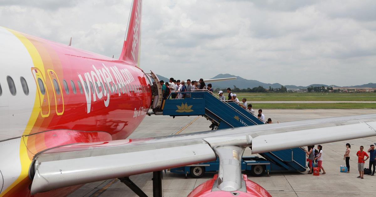 Cục Hàng không nói về việc nhân nhượng cho phi công Vietjet bay quá giờ