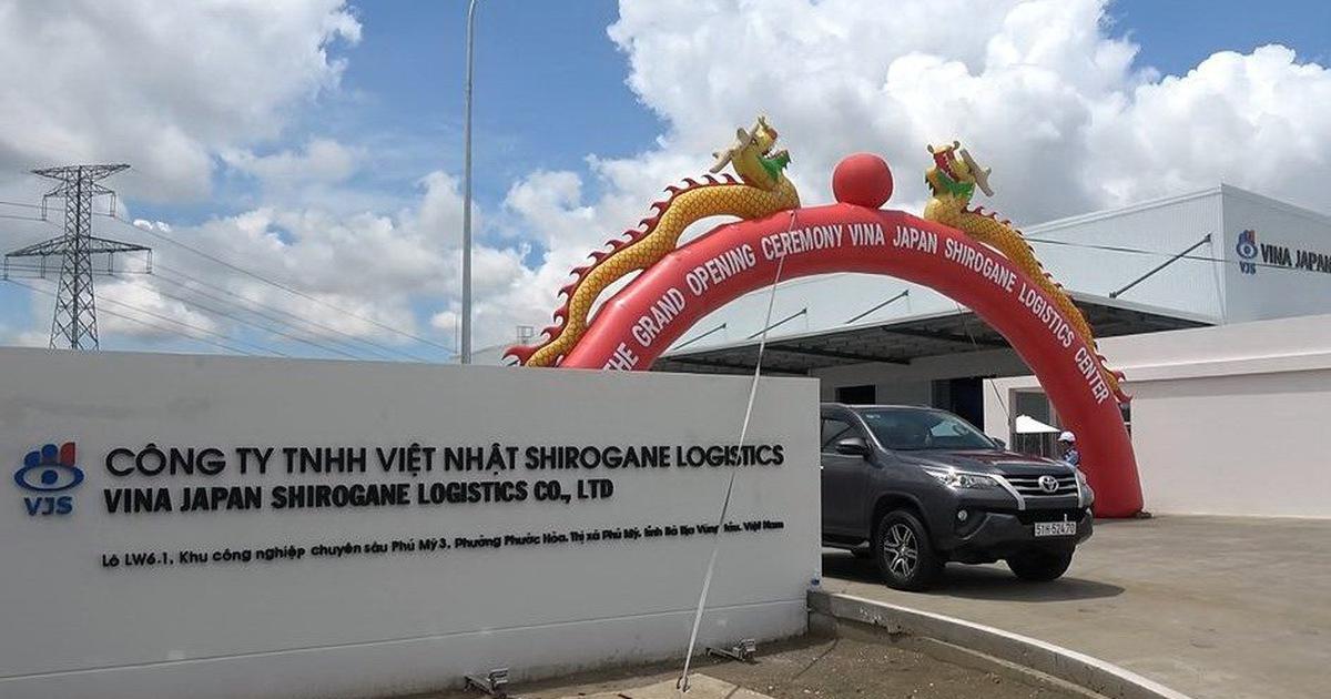 Image result for Vina Japan Shirogane Logistics (VJS)