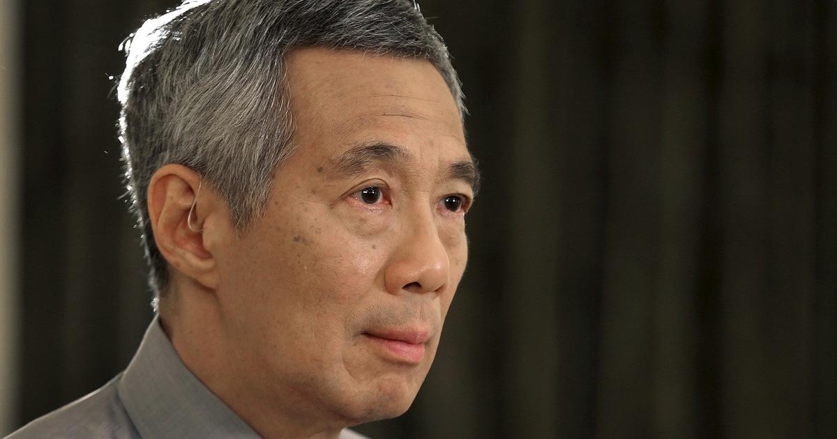Singapore giải thích chính thức: Ông Lý Hiển Long không có ý xấu
