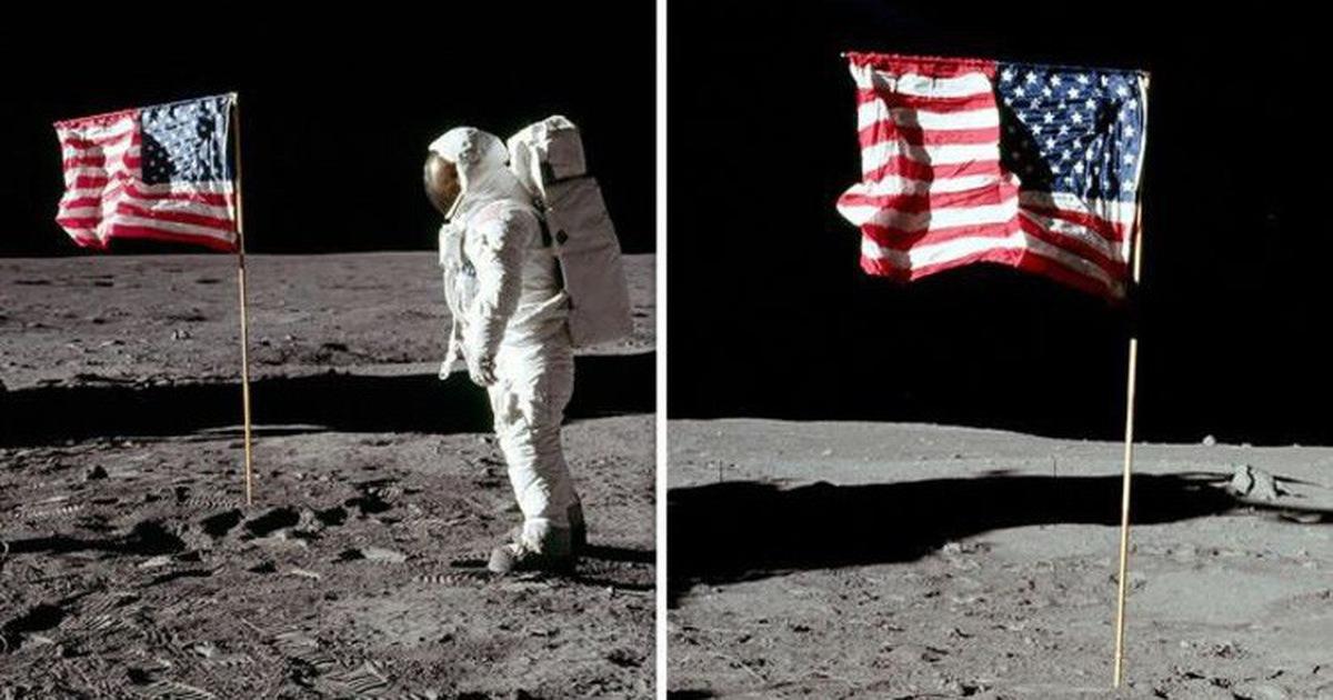 moon landing conspiracies - 750×445