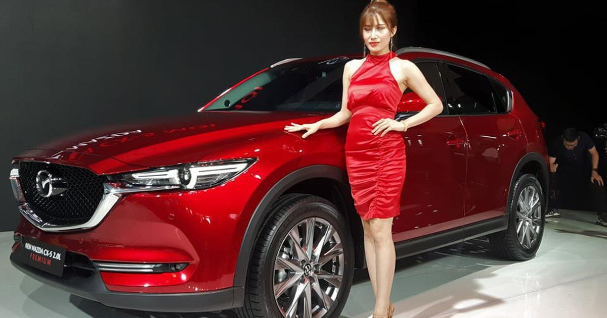 Mazda CX-5 năm chỗ thế hệ mới giá từ 899 triệu có gì?