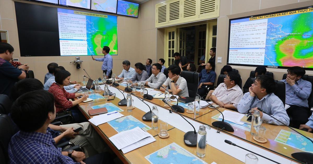 Chiều tối nay bão số 3 vào đất liền Quảng Ninh - Thái Bình