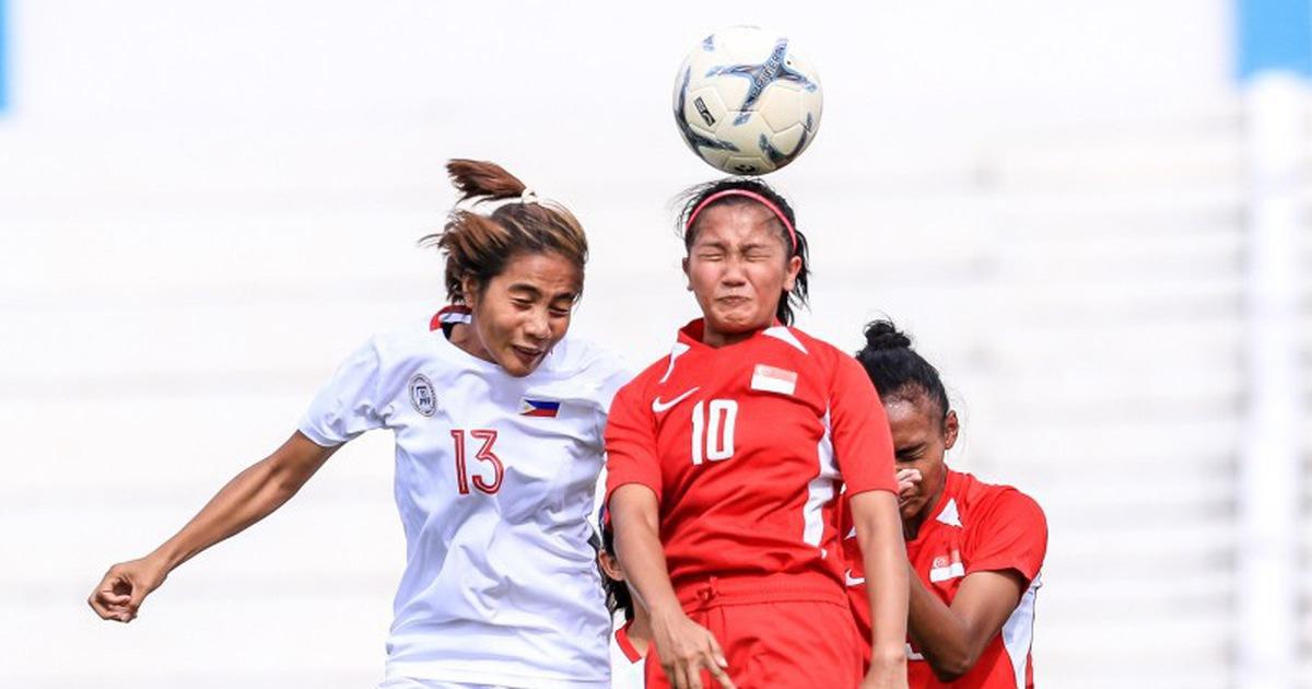 Việt Nam gặp Philippines ở bán kết Giải bóng đá nữ Đông Nam Á 2019