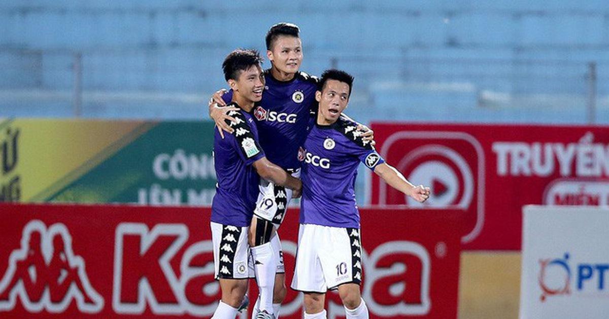 Truyền hình 'không bắt kịp bàn thắng' của Quang Hải