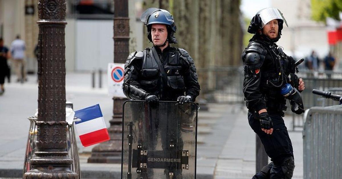 Livestream cảnh đánh dập, dọa giết người, cảnh sát Pháp 'tóm' tận ổ