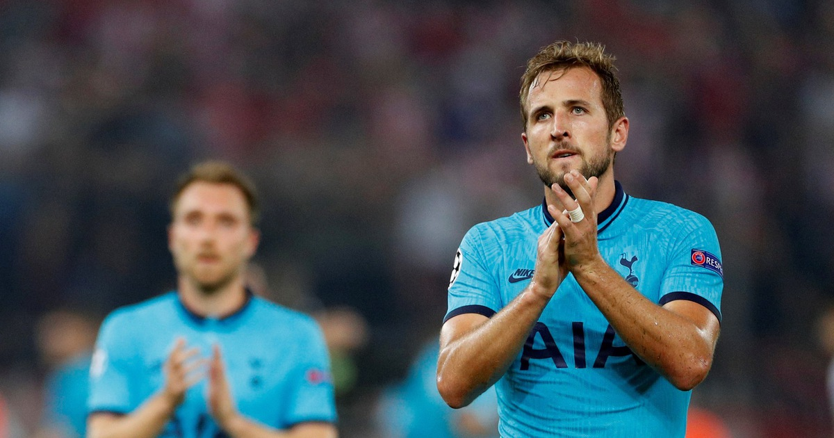 Dẫn trước 2-0 sau 30 phút, Tottenham vẫn để Olympiacos cầm hòa