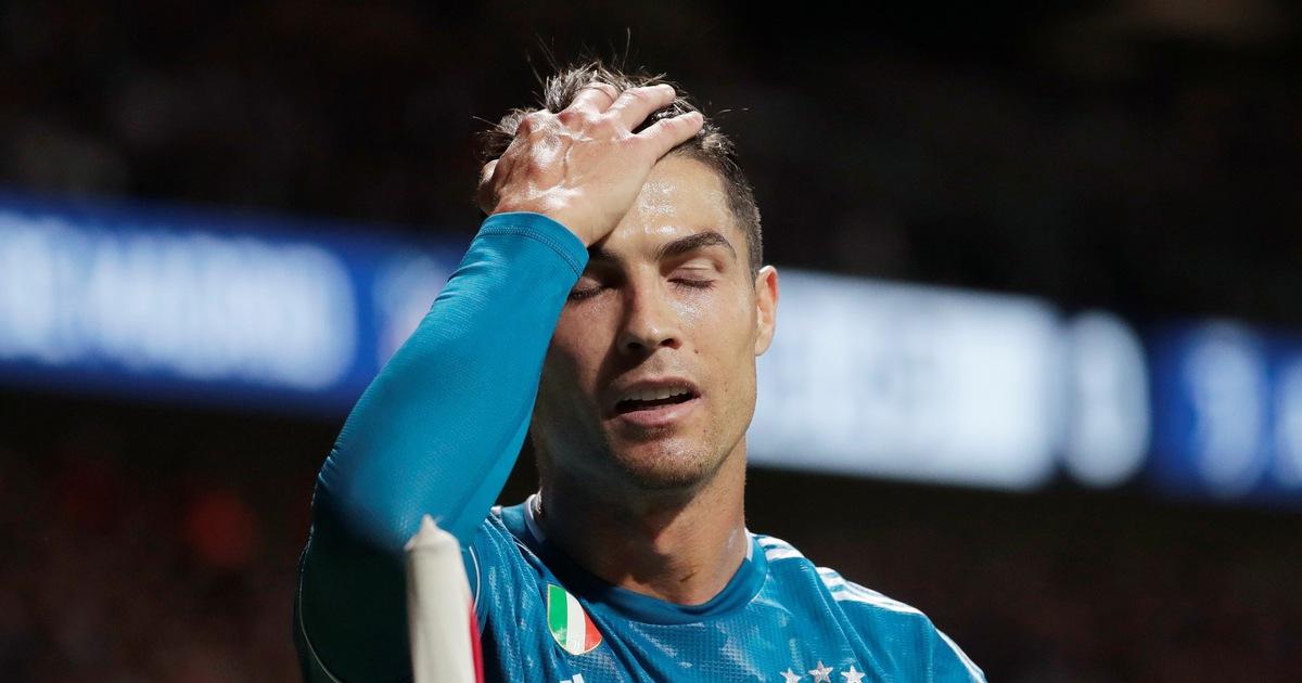 Ronaldo mờ nhạt, Juventus đánh rơi chiến thắng dù dẫn trước Atletico 2-0